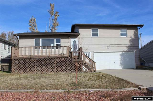 1322 Broadway Street, Thermopolis, WY 82443 (MLS #20206409) :: RE/MAX Horizon Realty