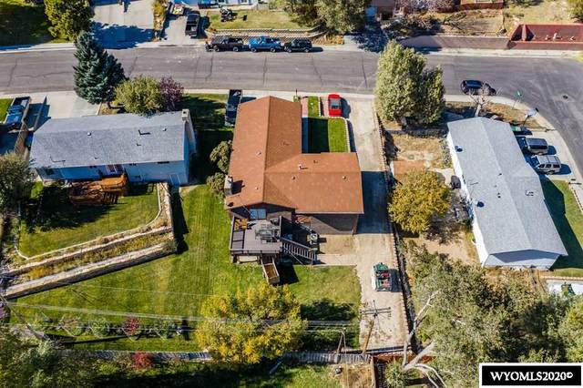 855 Hillside Drive, Green River, WY 82935 (MLS #20206414) :: Real Estate Leaders