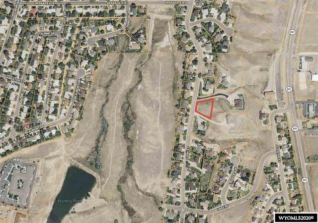 4021 S Oak Street, Casper, WY 82601 (MLS #20206415) :: RE/MAX The Group