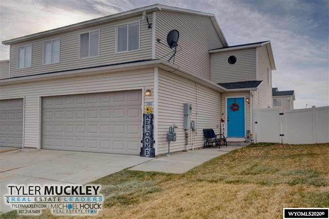 3440 Trappers Trail, Casper, WY 82604 (MLS #20206424) :: RE/MAX Horizon Realty