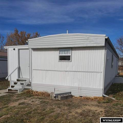 700 Kimball, Douglas, WY 82633 (MLS #20206427) :: RE/MAX Horizon Realty