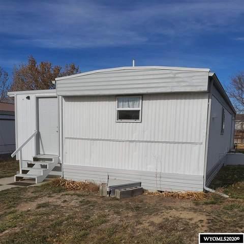 700 Kimball, Douglas, WY 82633 (MLS #20206427) :: Lisa Burridge & Associates Real Estate