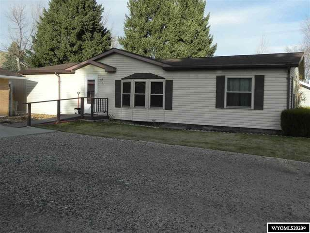 958 Fort Street, Buffalo, WY 82834 (MLS #20206432) :: RE/MAX The Group
