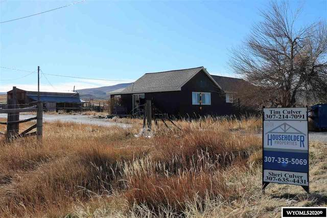 60 Lyons Valley Rd, Lander, WY 82520 (MLS #20206433) :: RE/MAX Horizon Realty