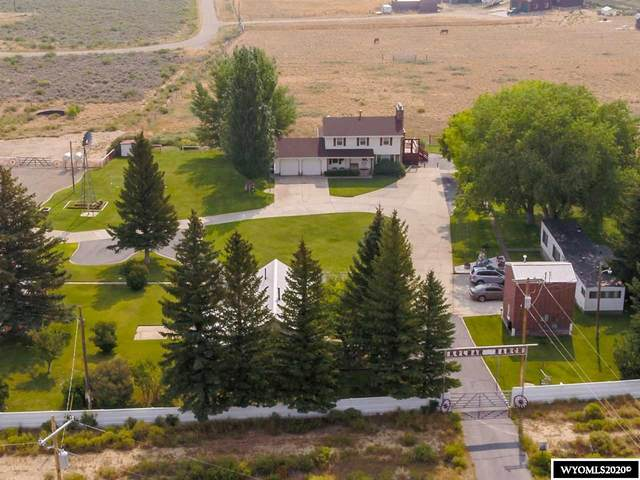 19A Kolman Ranch Road, Rock Springs, WY 82901 (MLS #20206439) :: Real Estate Leaders