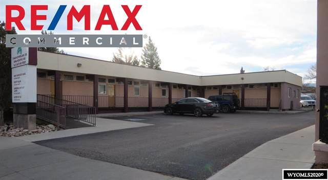 1657 E 2nd Street, Casper, WY 82601 (MLS #20206447) :: RE/MAX Horizon Realty