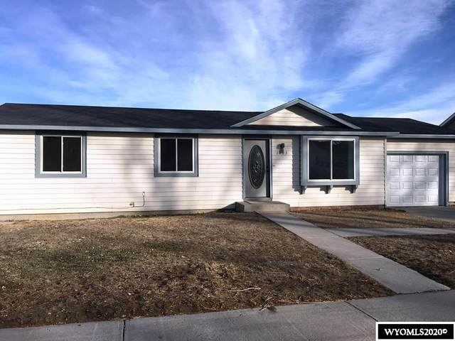 1103 Woodridge Drive, Riverton, WY 82501 (MLS #20206456) :: RE/MAX Horizon Realty