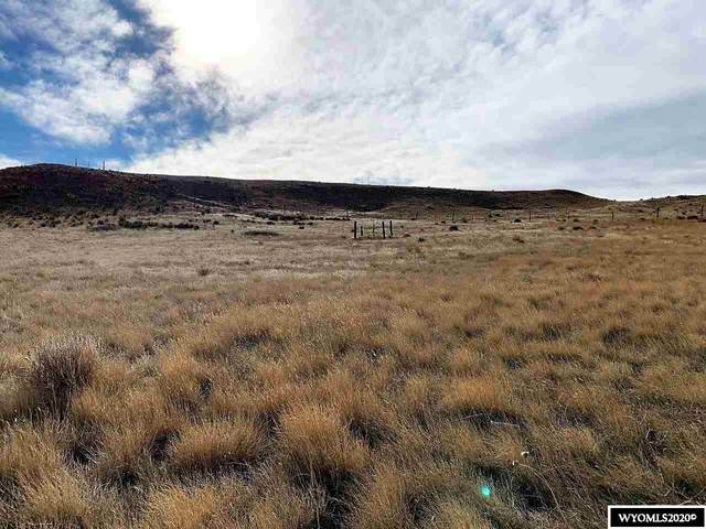 0 Iron Mountain Road, Chugwater, WY 82210 (MLS #20206461) :: RE/MAX The Group