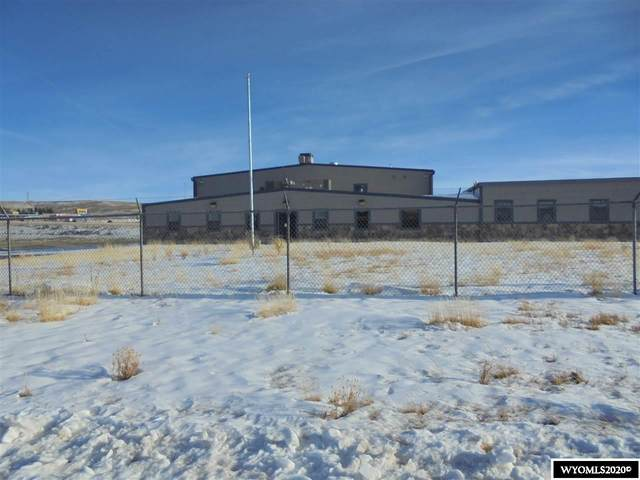 71 Alliance Circle, Evanston, WY 82930 (MLS #20206464) :: Real Estate Leaders