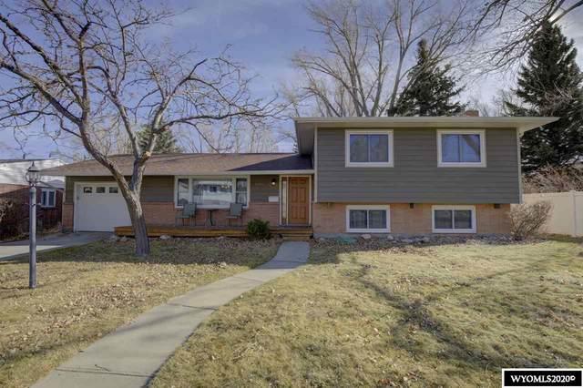3501 Brookview Drive, Casper, WY 82604 (MLS #20206494) :: RE/MAX Horizon Realty