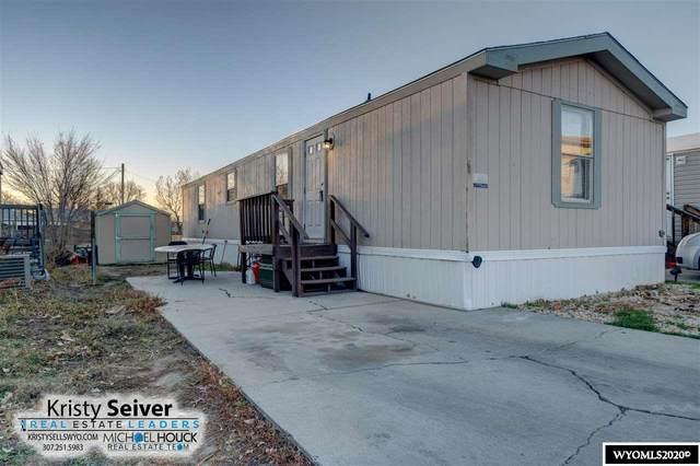 350 N Forest #60 Street, Casper, WY 82609 (MLS #20206498) :: RE/MAX Horizon Realty