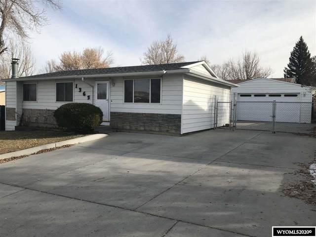 1365 Teton Street, Rock Springs, WY 82901 (MLS #20206500) :: Real Estate Leaders