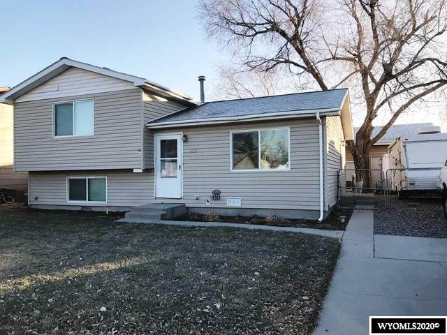 825 N Sixteenth St E, Riverton, WY 82501 (MLS #20206503) :: RE/MAX Horizon Realty