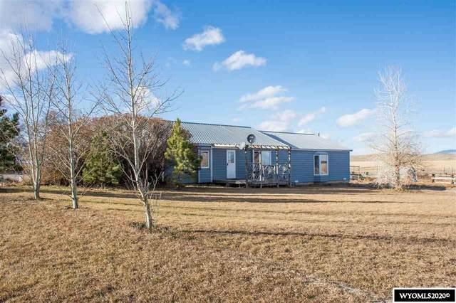 789 8 Mile Road, Riverton, WY 82501 (MLS #20206504) :: RE/MAX Horizon Realty
