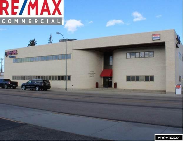 350 W A Street, Casper, WY 82601 (MLS #20206509) :: Real Estate Leaders