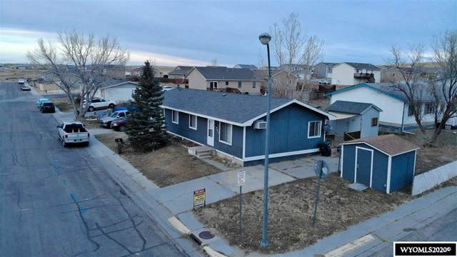 903 N 6th, Douglas, WY 82633 (MLS #20206512) :: RE/MAX The Group