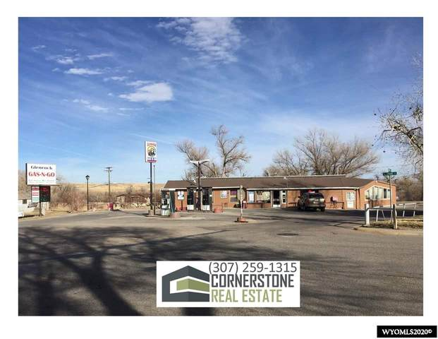 10 S 3rd Street, Glenrock, WY 82637 (MLS #20206518) :: Real Estate Leaders