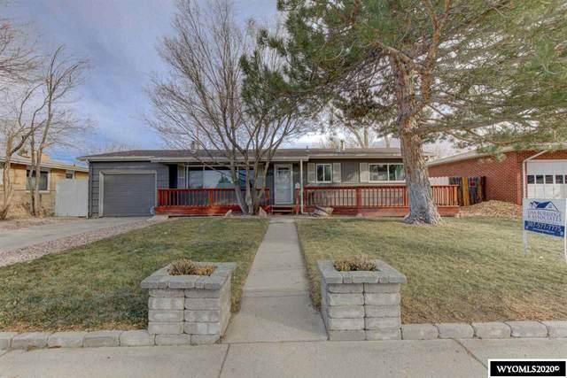 1809 Cody Street, Casper, WY 82604 (MLS #20206523) :: RE/MAX Horizon Realty