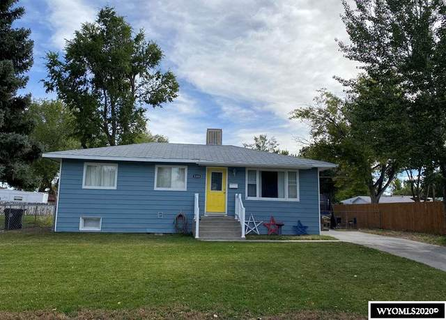 1105 Mary Anne Drive, Riverton, WY 82501 (MLS #20206524) :: RE/MAX Horizon Realty