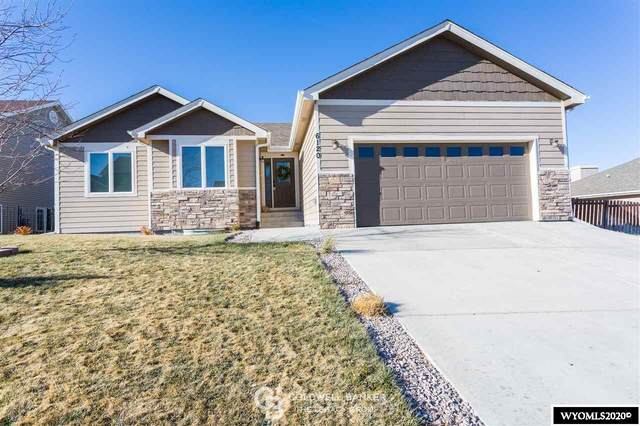 6120 S Spruce, Casper, WY 82601 (MLS #20206528) :: RE/MAX The Group