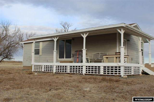 9821 Tollefson Trail, Fort Laramie, WY 82223 (MLS #20206530) :: RE/MAX The Group