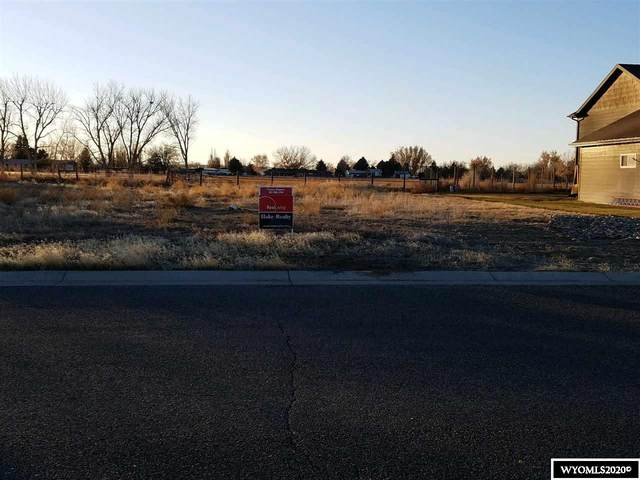 305 Timber Lane Drive, Worland, WY 82401 (MLS #20206532) :: RE/MAX The Group