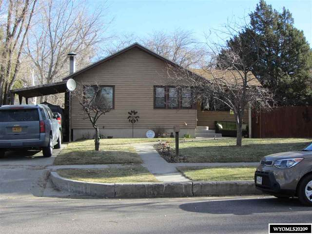 533 S 5th, Douglas, WY 82633 (MLS #20206542) :: RE/MAX Horizon Realty