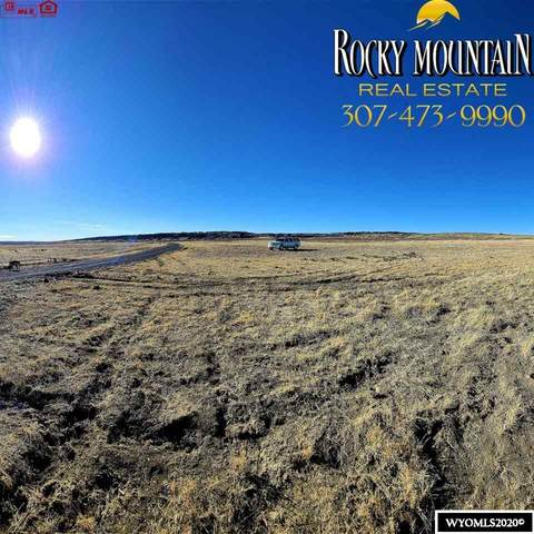 24876 Baileys Dream Dr, Casper, WY 82646 (MLS #20206556) :: Lisa Burridge & Associates Real Estate