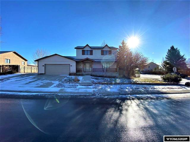 801 Madison, Rock Springs, WY 82901 (MLS #20206572) :: RE/MAX The Group