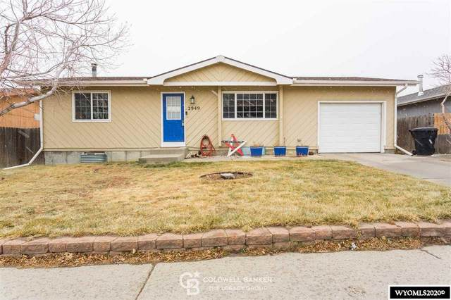 2949 Pheasant, Casper, WY 82604 (MLS #20206577) :: Lisa Burridge & Associates Real Estate