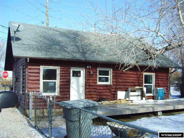 301 C Avenue, Evanston, WY 82930 (MLS #20206579) :: RE/MAX The Group