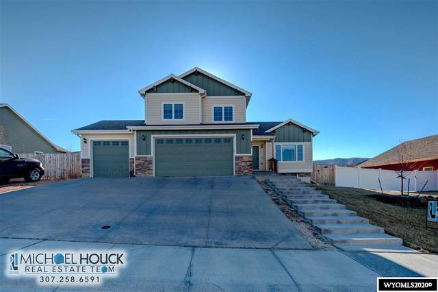 821 60th, Casper, WY 82601 (MLS #20206584) :: Lisa Burridge & Associates Real Estate
