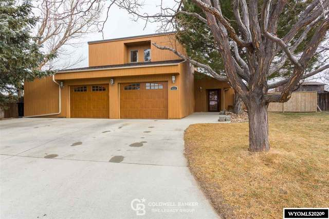 4231 Mink, Casper, WY 82604 (MLS #20206592) :: Lisa Burridge & Associates Real Estate