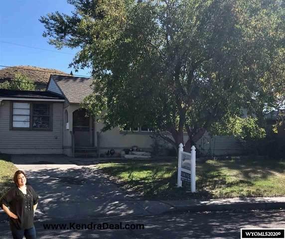 1655 Hyview, Casper, WY 82601 (MLS #20206604) :: Real Estate Leaders