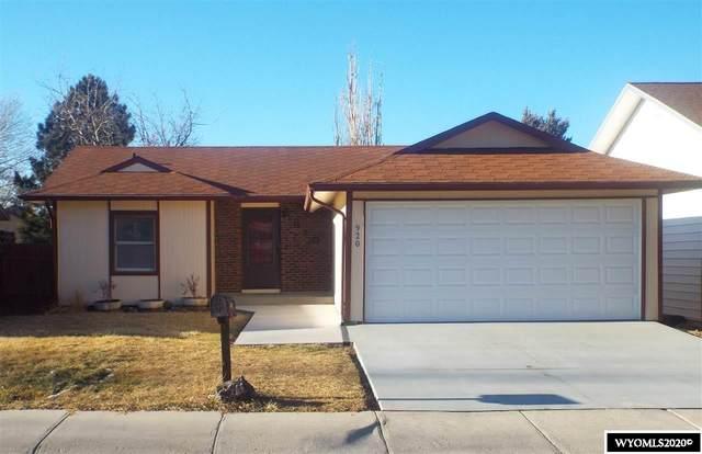 920 Bretton Drive, Casper, WY 82609 (MLS #20206610) :: RE/MAX The Group