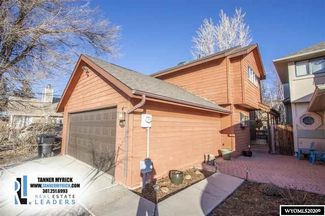3323 Stagecoach, Casper, WY 82604 (MLS #20206611) :: Real Estate Leaders