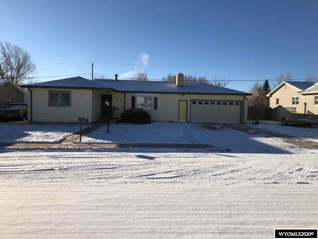 118 E Brooks Street, Rawlins, WY 82301 (MLS #20206618) :: RE/MAX The Group