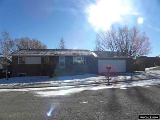 1328 Canyon Court, Kemmerer, WY 83101 (MLS #20206625) :: Real Estate Leaders