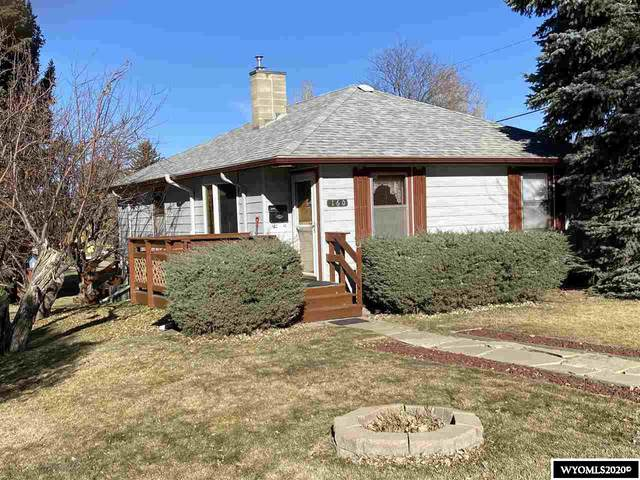 160 W Gatchell Street, Buffalo, WY 82834 (MLS #20206634) :: Real Estate Leaders