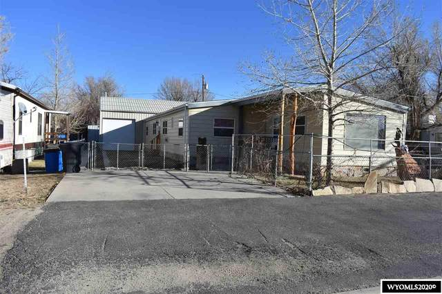 577 N Brooks Avenue, Mills, WY 82604 (MLS #20206656) :: RE/MAX The Group