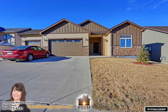 3056 Indian Springs Drive, Casper, WY 82604 (MLS #20206657) :: Real Estate Leaders