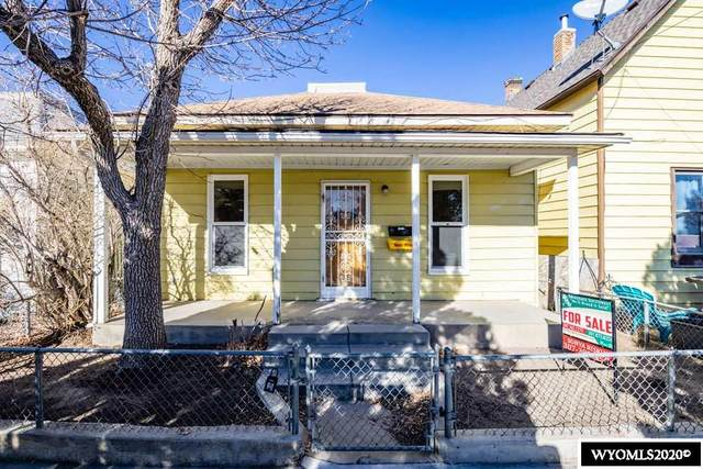 121 1st, Rock Springs, WY 82901 (MLS #20206679) :: RE/MAX The Group