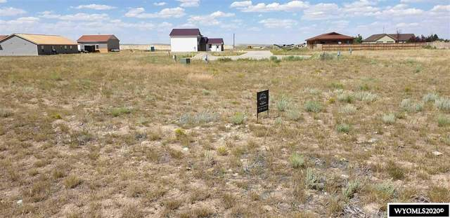 Lot 11 Blk 2 Saratoga Inn Overlook, Saratoga, WY 82331 (MLS #20206686) :: RE/MAX The Group