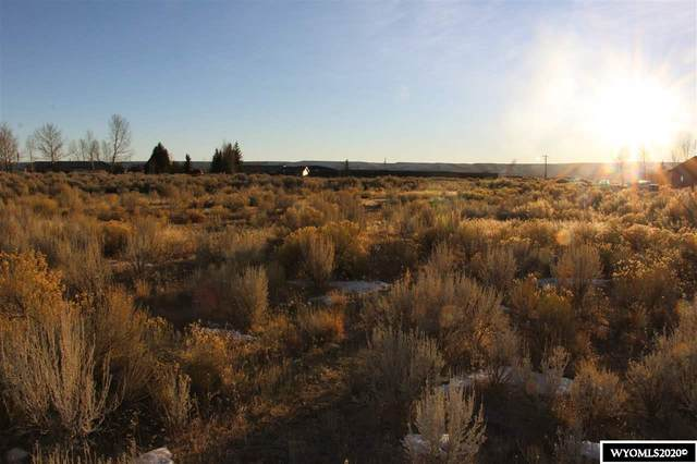 Lot 2 Old Brazzill Ranch, Pinedale, WY 82941 (MLS #20206689) :: RE/MAX The Group