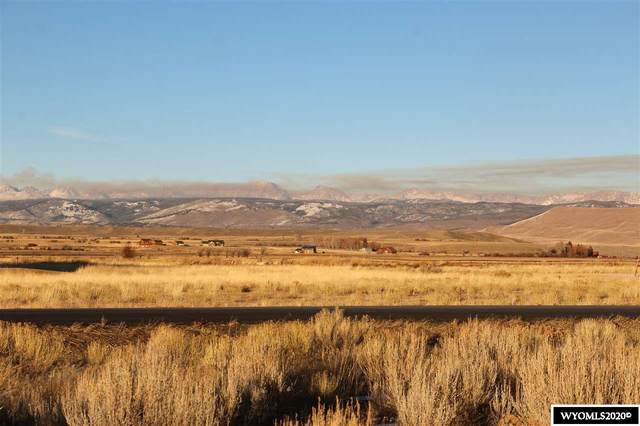Lot 3 Old Brazzill Ranch, Pinedale, WY 82941 (MLS #20206690) :: RE/MAX The Group