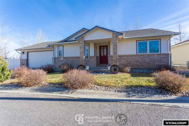 3415 Cimarron Circle, Casper, WY 82604 (MLS #20206691) :: Lisa Burridge & Associates Real Estate