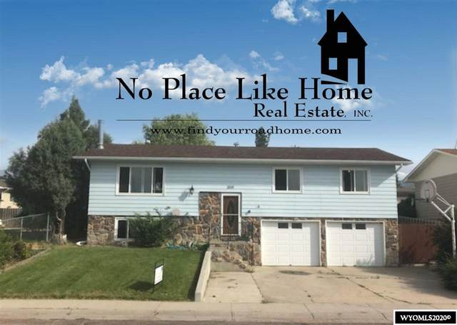 3519 Quail Lane, Casper, WY 82604 (MLS #20206698) :: Real Estate Leaders