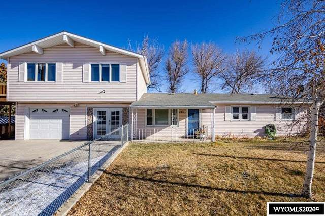 495 Bramwell Street, Green River, WY 82935 (MLS #20206699) :: Real Estate Leaders