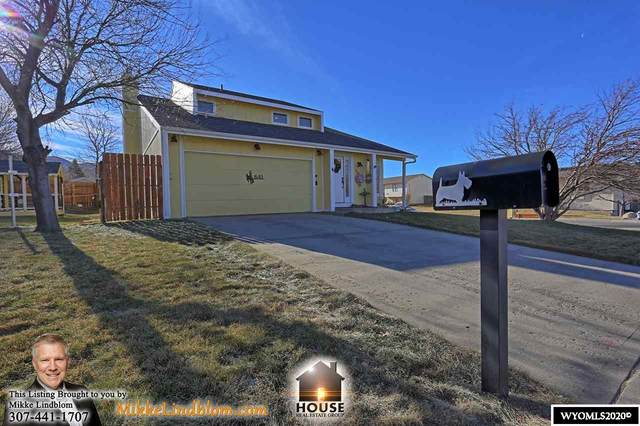 641 W 50th Street, Casper, WY 82601 (MLS #20206709) :: RE/MAX The Group