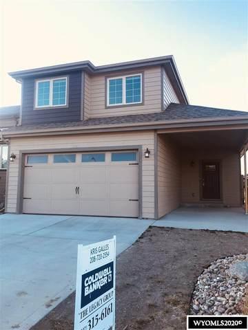 2860 Villa Del Rey Drive, Casper, WY 82604 (MLS #20206711) :: Real Estate Leaders